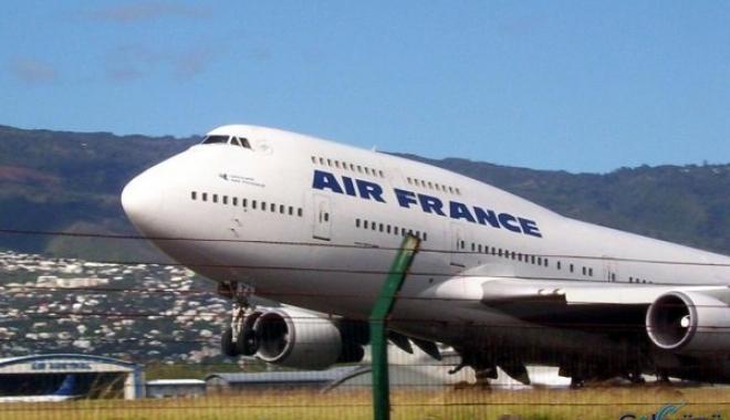 Air France'ın Pilotları Da Grev Kıskacında