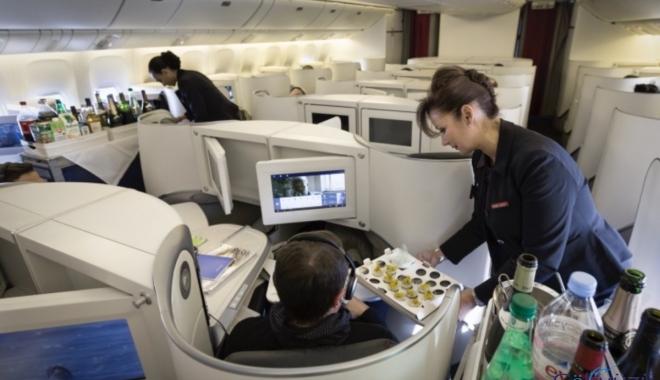 Air France'a Skytrax'den 3 ödül birden!