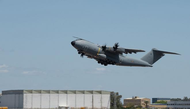Airbus, 100. A400M'i teslim etti#video