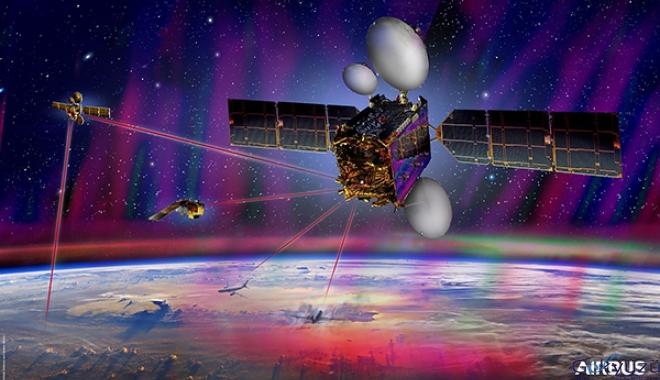 Airbus, SpaceDataHighway'i ikinci uydu ile genişletiyor