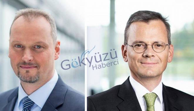 Airbus'a CFO ve COO için yeni isimler geldi