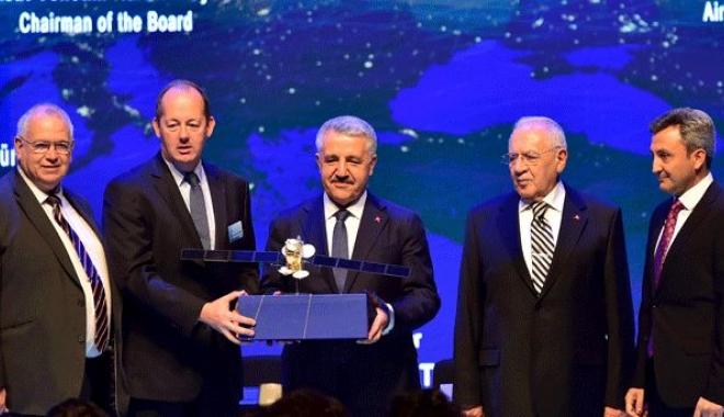 Airbus'ın Türksat ile yaptığı ilk uydu sözleşmesi