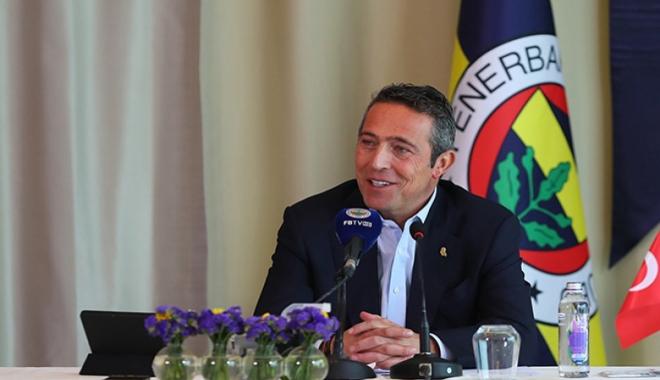 Ali Koç'un yeni yönetim kurulu aday listesi belli oldu#video