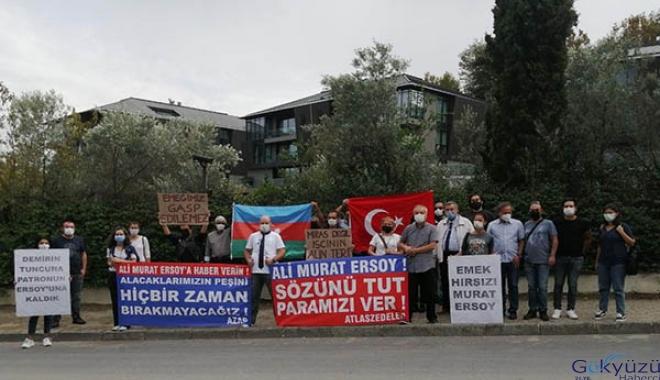 Ali Murat Ersoy ! sözünü tut paramızı ver!