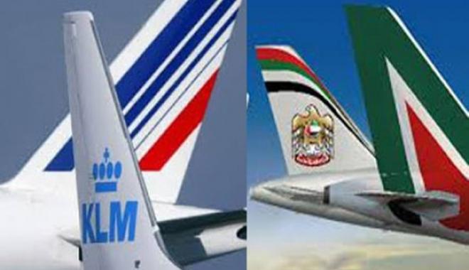 Alitalia, Air FranceKLM'e satıldı