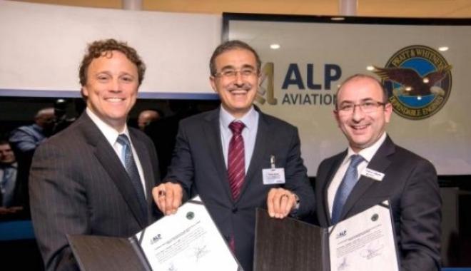 Alp Havacılık 480 Milyon Dolarlık Anlaşma İmzaladı