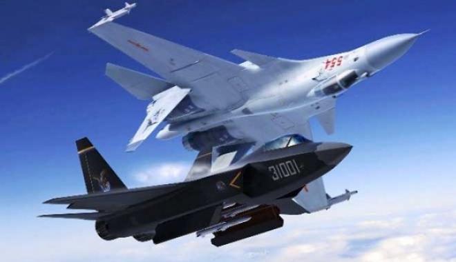 Amerikan jetleri Uçtu, Çin Karşılık Verdi!