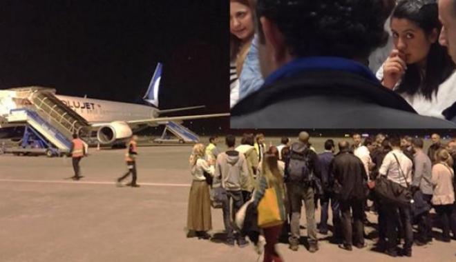 Anadolu Jet Uçağı Neden Boşatıldı?