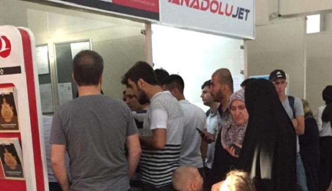 AnadoluJet'in,Batman-İstanbul seferi iptal edildi