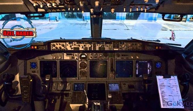 Anadolujet kaptan pilotu uçmayı unuttu!
