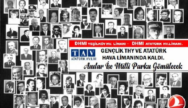 Anılarımız Milli Parka Gömülecek!