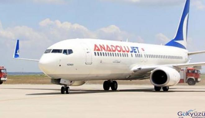 Ankara- Malatya uçağı, Elazığ'a zorunlu iniş yaptı