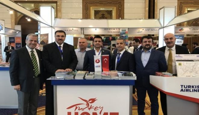 Antalya Cidde Turizm Fuarında Büyük İlgi Görüyor