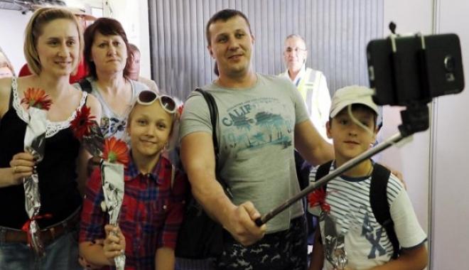 Antalya'da Rus Turist Sayısında Patlama