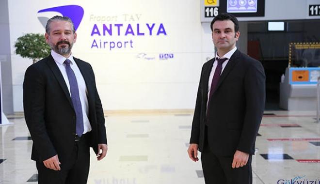 Antalya Havalimanı 2021 hedefi(video)