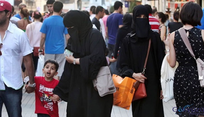Araplar, bu yaz Yunanistan'a gidecek