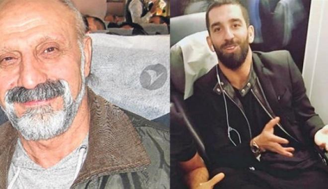 Arda Turan gazeteci Bilal Meşe'ye uçakta saldırdı