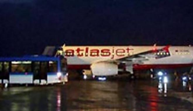 Arızalanan Atlasglobal uçağı pas geçti!