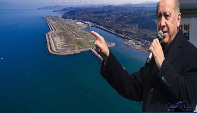 Artvin Havalimanı 2022'de açılacak
