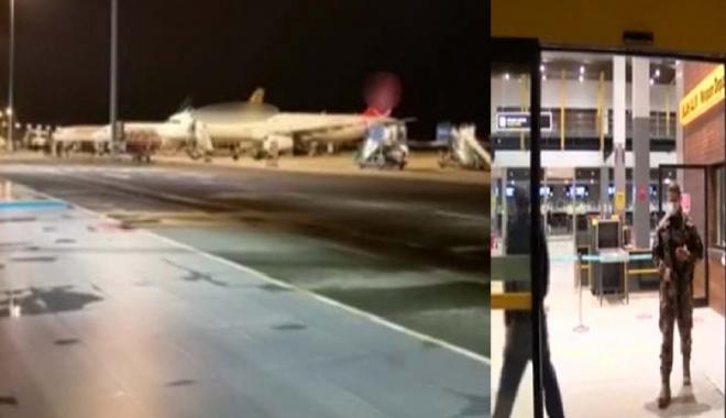 Asılsız bomba ihbar yurt dışından yapılmış#video