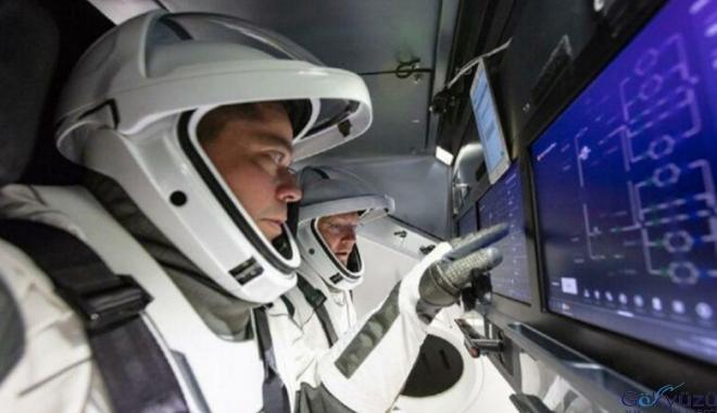 Astronotların Eğitiminde Kullanılan Simülatör