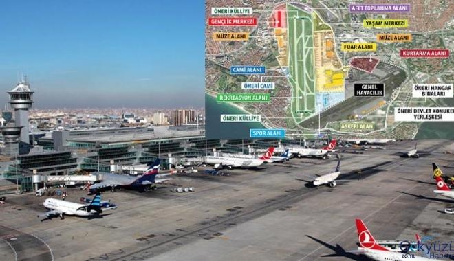 Atatürk Havalimanı'nın geleceği