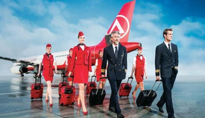 Atlasglobal Avrupa'da 3 noktaya uçuş başlattı!