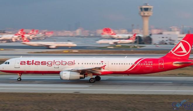 AtlasGlobal'de Filodan uçak ayrılmaları sürüyor