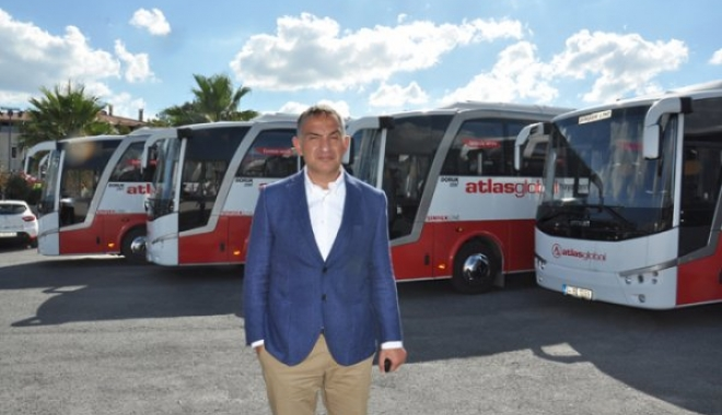 Atlasglobal, Fly&Bus Filosunu Yeniledi!