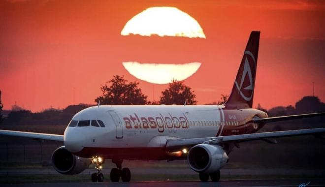 AtlasGlobal Havayolları Uçuşlarını durdurdu!