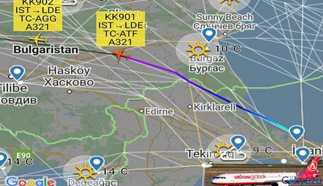 AtlasGlobal'in elinde kalan son uçaklar da gönderildi
