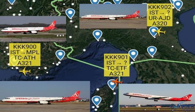 ATLASGLOBAL Uçakları Sahiplerine Gidiyor!