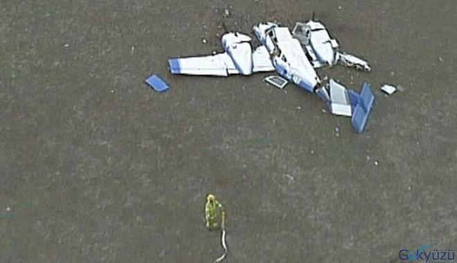 Avustralya'da uçaklar çarpıştı: 4 ölü