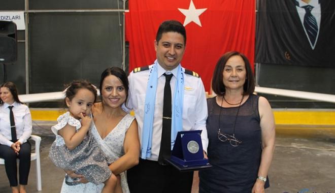 AYJET 74. dönem mezunlarını verdi