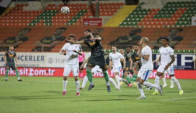 Aytemiz Alanyaspor - Büyükşehir Belediye Erzurumspor: 2-3