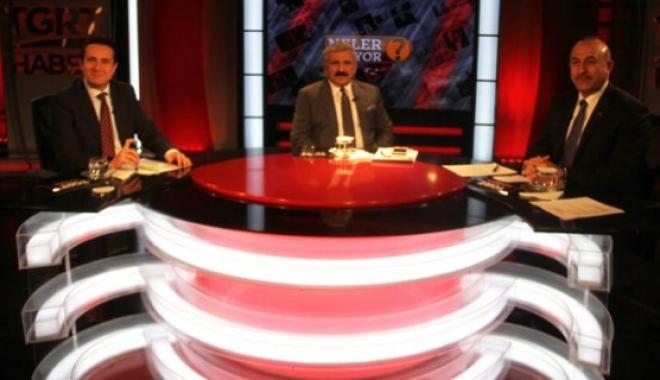 Bakan Çavuşoğlu: 'Tereddüt Etmeden Vururuz!'