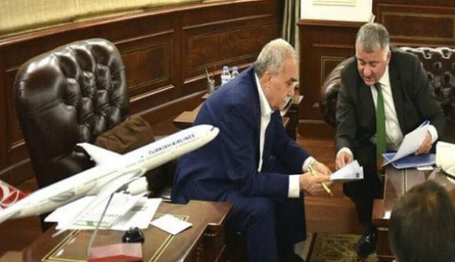Bakan Fakıbaba, Özel Uçak İstedi..