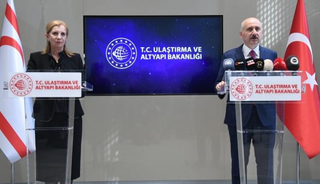 video#Karaismailoğlu'dan 'Ercan Havalimanı' açıklaması