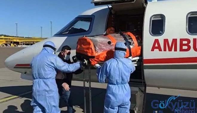 Bakan Koca: Bu yıl 453 hasta hava ambulansıyla taşındı