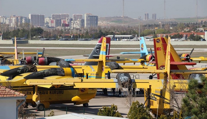 Bakan Pakdemirli: THK'nın uçakları hurda!