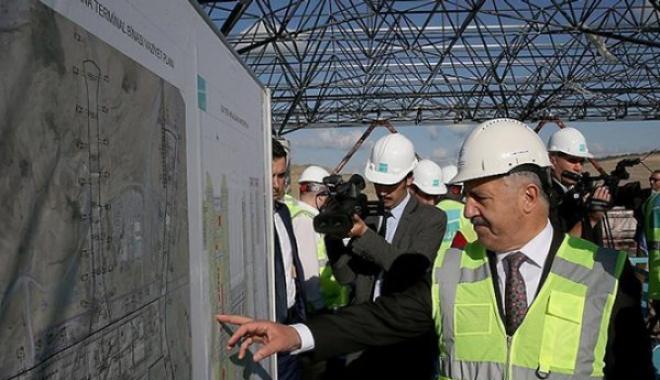 Bakan Arslan, Tek firmanın çekilmesi projeyi etkilemez