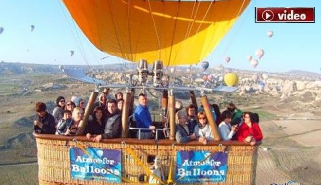 Balon turları Kişi başı saatlik 120-170 avro!
