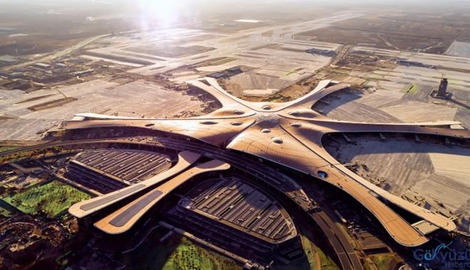Beijing Daxing Havalimanı hizmete girdi