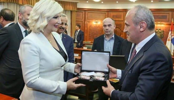 Belgrad-Saraybosna Otoyolu için imzalar atıldı!