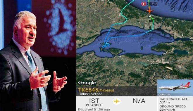 #Boeing 737 MAX TK2138 ile Ankara'ya gidiyoruz