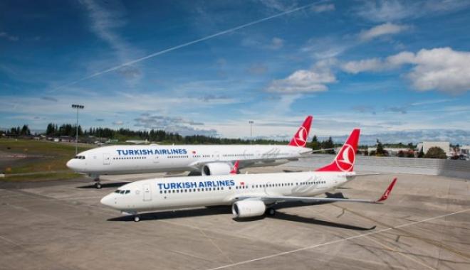 Boeing'den THY'ye Rekor Sayıda Uçak Teslimatı