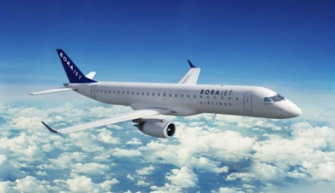 Bora Jet Uçuşlarını Durdurdu