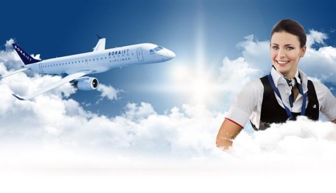 Borajet'in yolcularını THY Ve Anadolujet Taşıyacak