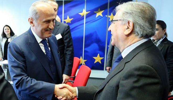 Brüksel'de Hava taşımacılığı anlaşması!