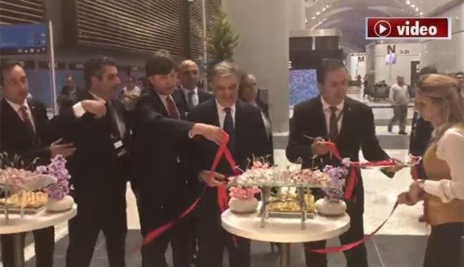 BTA'nın Seferisi'ni Cumhurbaşkanı Gül açtı!video